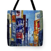 New York Dreams Tote Bag
