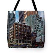 New York Energy Tote Bag