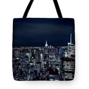 New York Evening Tote Bag