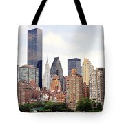 New York From Roosevelt Island Tote Bag