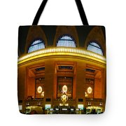 New York - Grand Central Station Tote Bag