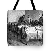 New York: Heatstroke, 1876 Tote Bag