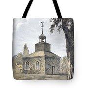 New York: Jamaica Church Tote Bag