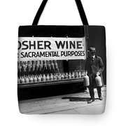 New York Kosher Wine For Sale Tote Bag