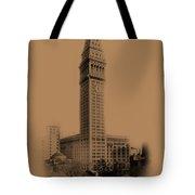New York Landmarks 2 Tote Bag
