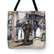 New York Milliner, 1889 Tote Bag