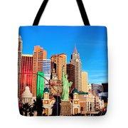 New York Nevada Tote Bag