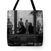 New York New York Shoppers Tote Bag