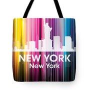 New York Ny 2 Tote Bag