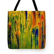 New York On A Hot June Morning Tote Bag