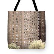 New York Public Housing Tote Bag