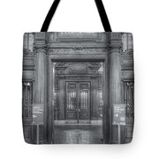 New York Public Library Main Reading Room Entrance II Tote Bag