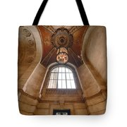 New York Public Library Stairwell Tote Bag