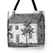 New York Senate, 1777 Tote Bag