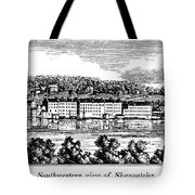 New York Skaneateles Tote Bag