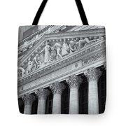 New York Stock Exchange II Tote Bag
