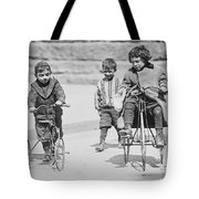 New York Street Kids - 1909 Tote Bag