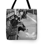 New York Street Photography 15 Tote Bag