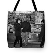 New York Street Photography 18 Tote Bag
