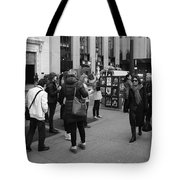 New York Street Photography 3 Tote Bag