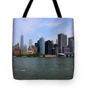 New York Strong Tote Bag
