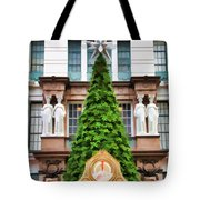 New York Tree Tote Bag