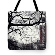 New York Winter Day 2 Tote Bag
