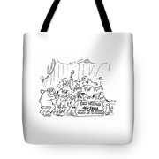New Yorker March 12th, 1979 Tote Bag