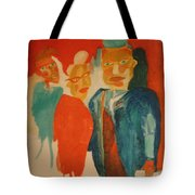 New Yorkers Tote Bag