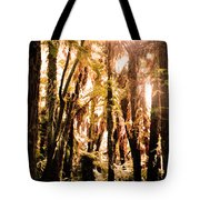 New Zealand Bush Tote Bag