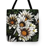 New Zealand Flowering Beauties Tote Bag