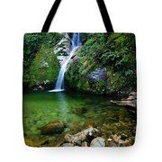 New Zealand Mountain Pure Tote Bag