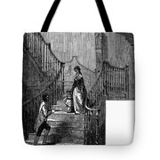 Newark Schuyler Mansion Tote Bag