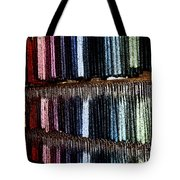 Hanging Candle Fresco Tote Bag