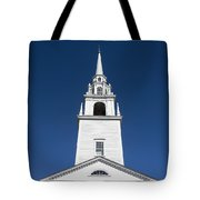 Newburyport Church Tote Bag