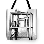 Newcomens Steam Engine, 18th Century Tote Bag