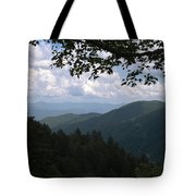 Newfound View Tote Bag