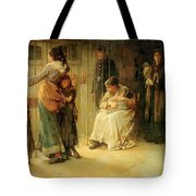 Newgate Committed For Trial, 1878 Tote Bag