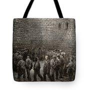 Newgate Prison Exercise Yard Tote Bag