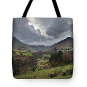 Newlands Valley Lake District National Park Tote Bag