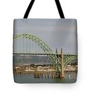 Newport Bay Bridge Tote Bag