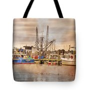Newport Rhode Island Harbor II Tote Bag