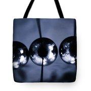 Newtons Cradle Tote Bag