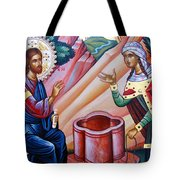 Next To Well Tote Bag