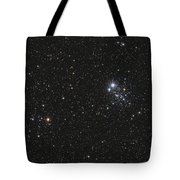 Ngc 457, The Owl Cluster Tote Bag