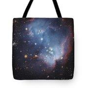 Ngc 602, Starforming Complex Tote Bag