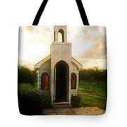 Niagara Church Tote Bag