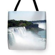 Niagara Falls 2 Tote Bag