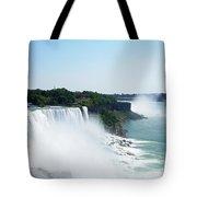 Niagara Falls 4 Tote Bag