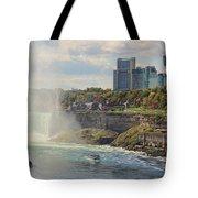 Niagara Falls 4039 Tote Bag